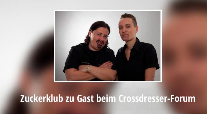 Berlin crossdresser Male To